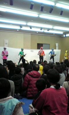 侍戦隊シンケンジャーショー